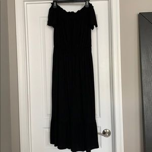 Old navy off the shoulder dress size small